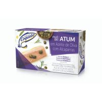 File de Atum Coqueiro Azeite e Alcaparras 125g - Cod. 7896009301261