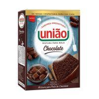 Mistura para Bolo de Chocolate União 400g - Cod. 7891910030200