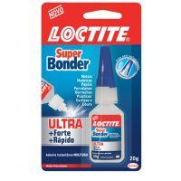 Loctite Super Bonder Ultra 20g | Caixa com 1 - Cod. 7891200015573
