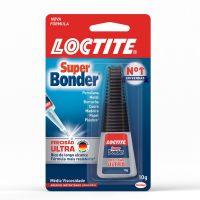 Loctite Super Bonder Precisão Ultra 10g - Cod. 7891200015627
