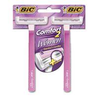 Aparelho de Depilar BIC Comfort 2 Women 12 embalagens c/ 2 unidades - Cod. 70330713413