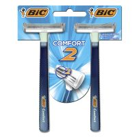 Aparelho de Barbear BIC Comfort 2 Pele Normal 12 embalagens c/ 2 unidades - Cod. 70330712386