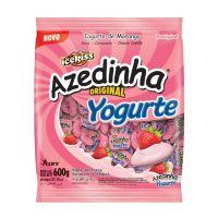 Bala Azedinha Iogurte de Morango 600g - Cod. 7896286618786