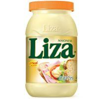 Maionese Liza Regular 500g - Cod. 7896036091326