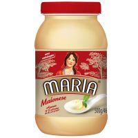 Maionese Maria Regular 500g - Cod. 7896036092859