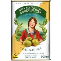 Óleo Composto Maria Tradicional 500mL - Cod. 7896036092934