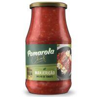 Molho de Tomate Pomarola Manjericão 420g - Cod. 7896036000274