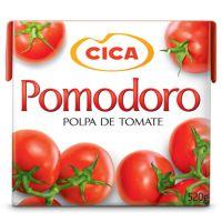 Polpa de Tomate Pomodoro 520g - Cod. 7896036095119