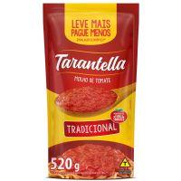 Molho de Tomate Tarantella Tradicional 520g - Cod. 7896036000304