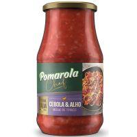 Molho de Tomate Pomarola Cebola & Alho 420g - Cod. 7896036000281