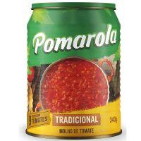 Molho de Tomate Pomarola Tradicional 340g - Cod. 7896036094969