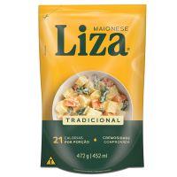 Maionese Liza Regular 472g - Cod. 7896036094808