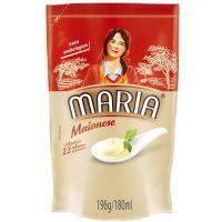 Maionese Maria Tradicional 196g - Cod. 7896036094853