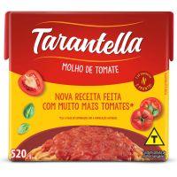 Molho de Tomate Tarantella Tradicional 520g - Cod. 7896036095089