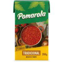 Molho de Tomate Pomarola Tradicional 260g - Cod. 7896036095096