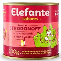 Extrato de Tomate Elefante Strogonoff 130g - Cod. 7896036097762