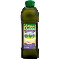 Óleo Composto Olívia Cebola & Alho 500mL - Cod. 7896036098301