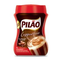 Cappuccino Pilão Chocolate Pote 200g - Cod. 7896089011883