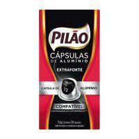 Cápsulas de Café Pilão Extraforte - 10 unidades - Cod. 7896089088427