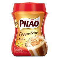 Cappuccino Pilão Baunilha Pote 200g - Cod. 7896089011890