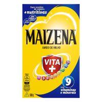 Amido de Milho Maizena Vita+ 500g | 10 unidades - Cod. C34581