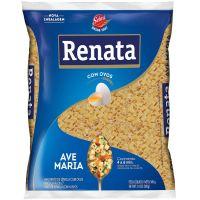 Macarrão Renata Com Ovos Ave Maria 500g - Cod. 7896022200169