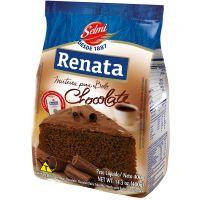 Mistura para Bolo Renata Chocolate 400g - Cod. 7896022204181