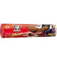Biscoito Galo Show Recheado Chocolate 112g - Cod. 7896022204891