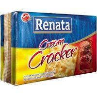 Biscoito Renata Cream Cracker 360g - Cod. 7896022205164