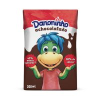 Danoninho UHT Achocolatado 200mL - Cod. 7891025119807