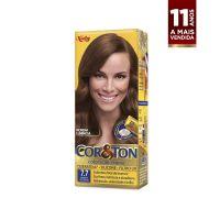 Tintura Cor&Ton Niely kit 7.7 Marron Dourado - Cod. 7896000705938
