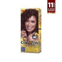 Coloração Cor&Ton Castanho Claro Dourado 5.3 - Cod. 7896000705990