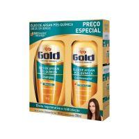 Kit Shampoo + Condicionador Niely Gold Óleo de Argan - Cod. 7896000717658