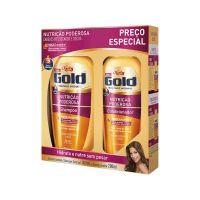 Kit Shampoo + Condicionador Niely Gold Nutrição Poderosa - Cod. 7896000722577
