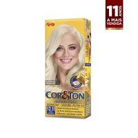 Tintura Cor&Ton Niely mini kit 12.11 Louro Platinado - Cod. 7896000722805