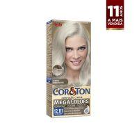 Tintura Cor&Ton Niely mini kit Mega Colors 12.111 Louro Super Platinado - Cod. 7896000724748