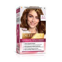 Tintura Permanente Imédia Excellence De  L'Oréal Paris 6.7 Chocolate Puro - Cod. 7896014182480