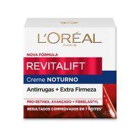 Creme Anti-idade Revitalift Laser X3 Noturno  L'Oréal - 49g - Cod. 7898587764766