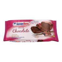 Bolo Seven Boys Sabor Chocolate 250g - Cod. 7891193020363