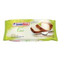 Bolo Seven Boys Sabor Coco 250g - Cod. 7891193020394
