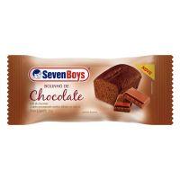Bolinho Seven Boys Sabor Chocolate 35g - Cod. 7891193049210