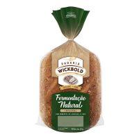 Pão Fermentação Natural Wickbold Integral 370g - Cod. 7896066301860