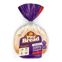 Pão Sírio Integral Pita Bread com 6 unidades 320g - Cod. 7896073900513