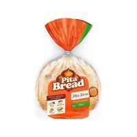 Pão Sírio Mini com 12 Unidades Pita Bread 300g - Cod. 7896073900810
