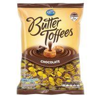 Bolsa de Bala Butter Toffes Chocolate 500g (83 un/cada) - Cod. 7891118025442