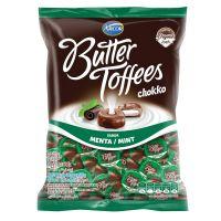 Bolsa de Bala Butter Toffes Chokko Menta 500g (83 un/cada) - Cod. 7891118025459