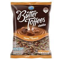Bolsa de Bala Butter Toffes Chokko Trufa 500g (83 un/cada) - Cod. 7891118025466