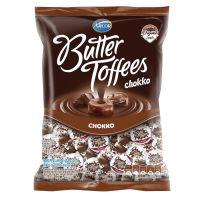 Bolsa de Bala Butter Toffes Chokko Choco 500g (83 un/cada) - Cod. 7891118025473