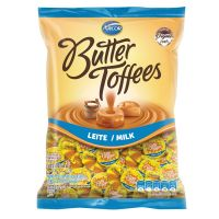 Bolsa de Bala Butter Toffes Leite 500g (83 un/cada) - Cod. 7891118025503