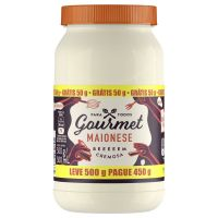 Maionese Cremosa Gourmet Leve 500g Pague 450g - Cod. 7891150073661